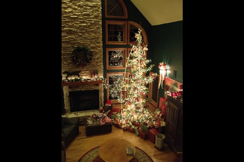 Holidays are special at Bluebird Ridge Ranch... Call for rates.